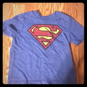 Superman graphic tee-2T